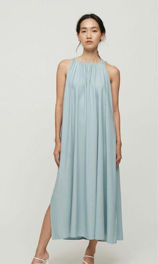 Our Second Nature OSN Square-Neck Maxi Dress