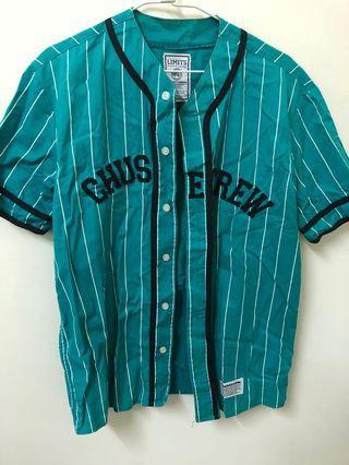 Cause棒球襯衫