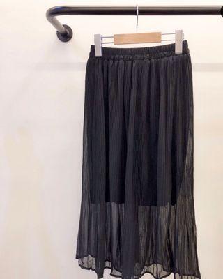雙層紗裙(可換物)