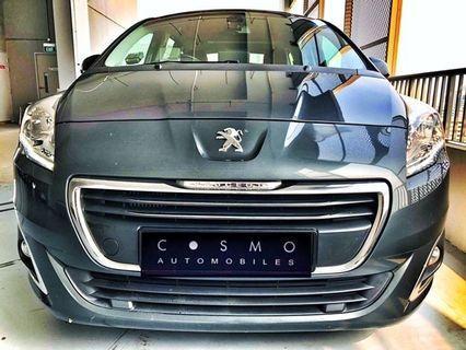 Peugeot Diesel 5008 1.6A e-HDi ETG