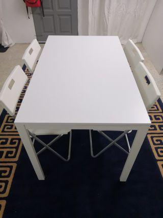 IKEA Dining Table MELLTORP (without chair)