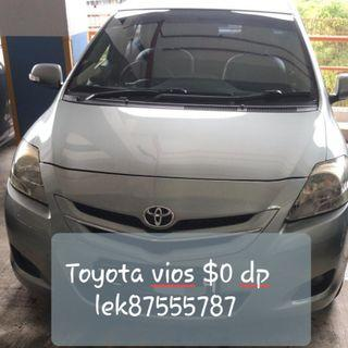 For sales Toyota Vios 1.5A E