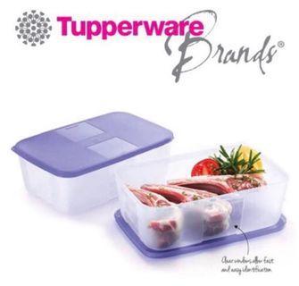 tupperware freezermate set x 2 (1.5L)