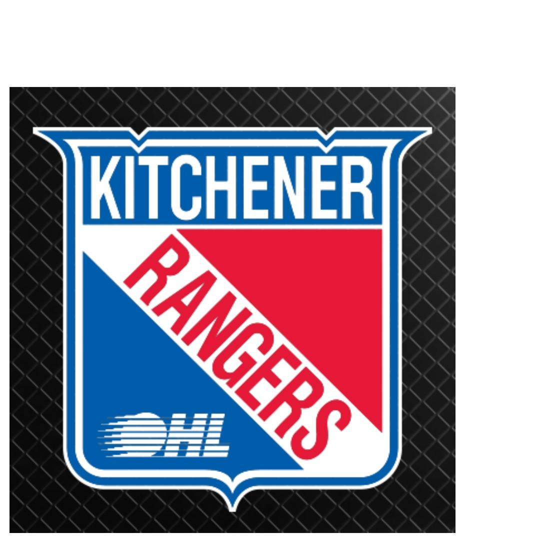2 Premium Aisle Gold 1st Row Right Behind Visitor Bench Glass  Kitchener Rangers