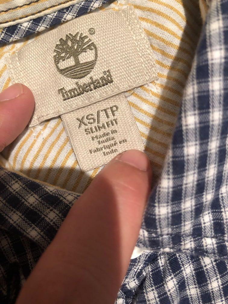 Timberland 襯衫