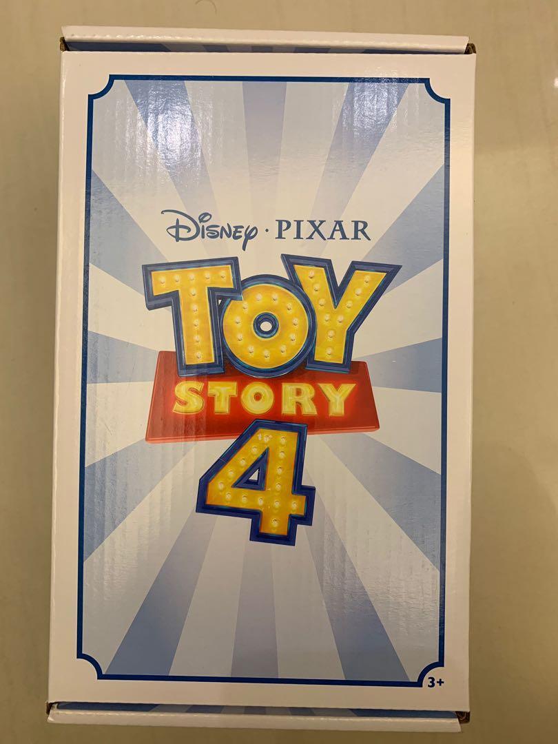 現貨 美國 玩具總動員4 抱抱龍 rex 7吋盒裝玩具