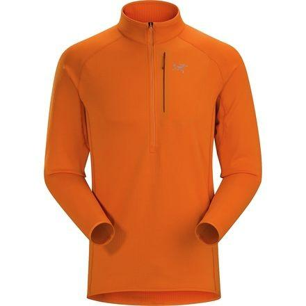 Arc'teryx Konseal Zip Neck Men's Flare Small
