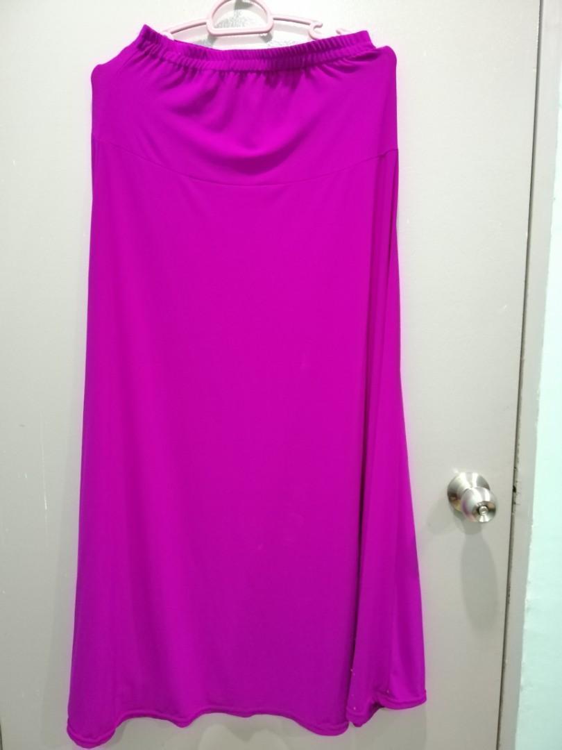 AshAnnas Long Skirt - pink