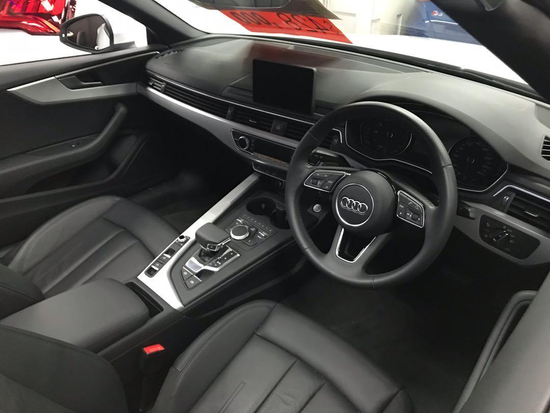 AUDI A5 2.0T CAB 2017