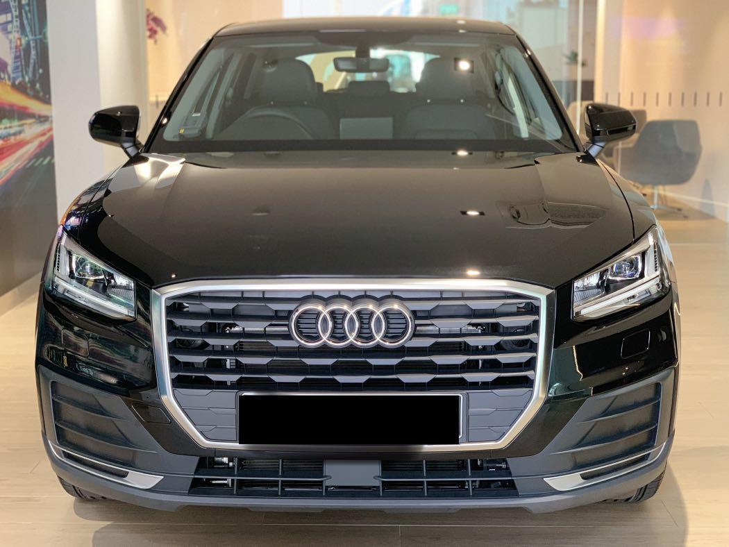 Audi Q2 1.0 TFSI S tronic (A)