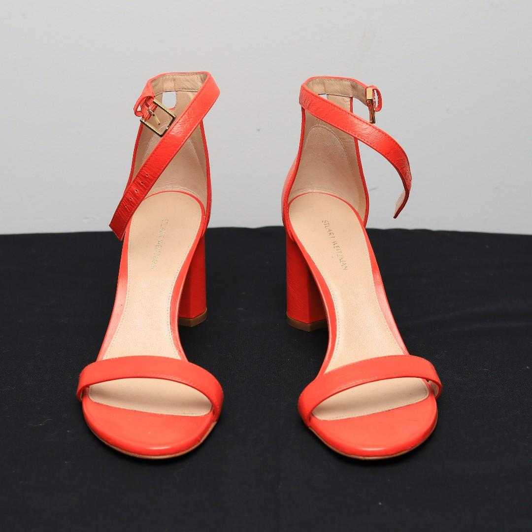 authentic stuart weitzman women's heels (BRAND NEW NEVER WORN)