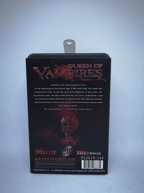 TBLeague PL2019-142 1//12th Arkhalla Queen of Vampires Collectible Action Figure