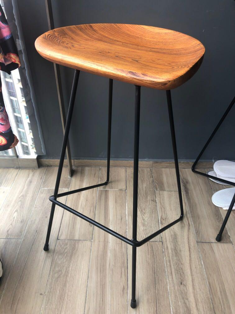 Bar Stools Qty 2 Furniture Tables Chairs On Carousell