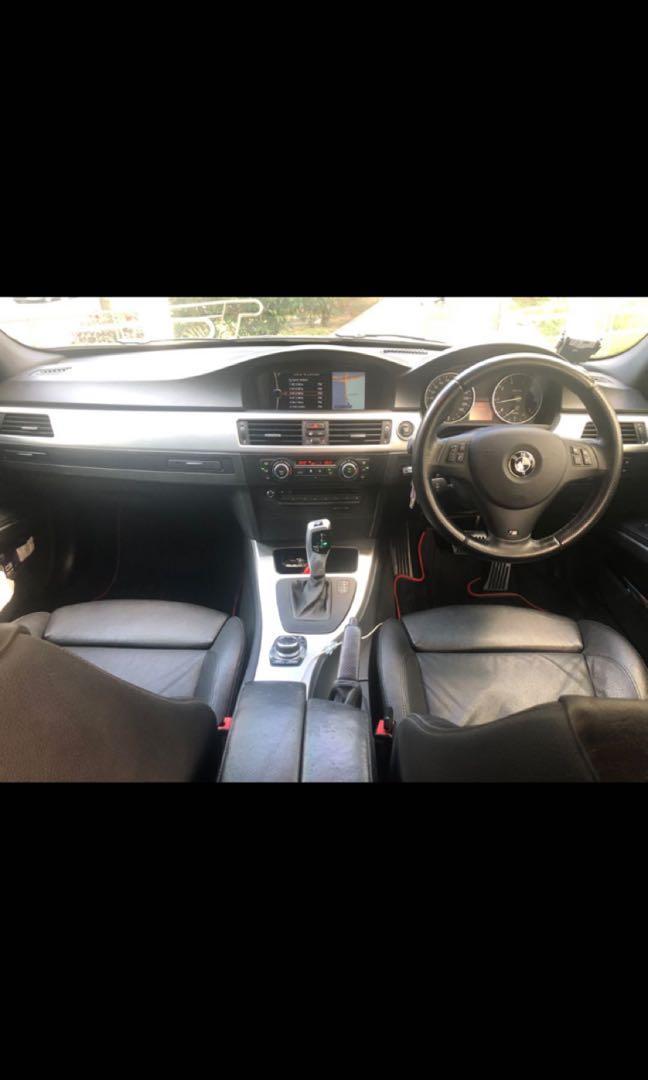 BMW 320I WITH BODYKIT
