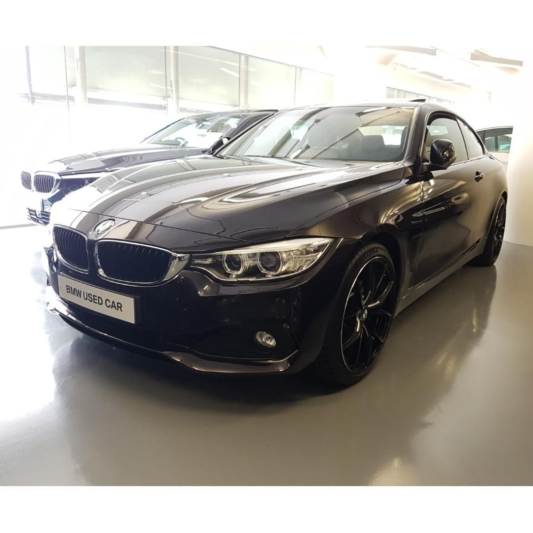 BMW 420iA Coupe