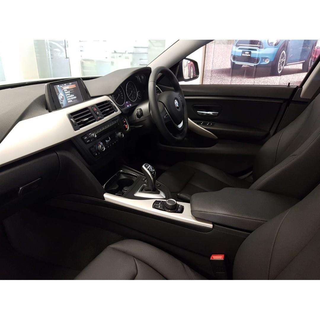 BMW 420iA Gran Coupe