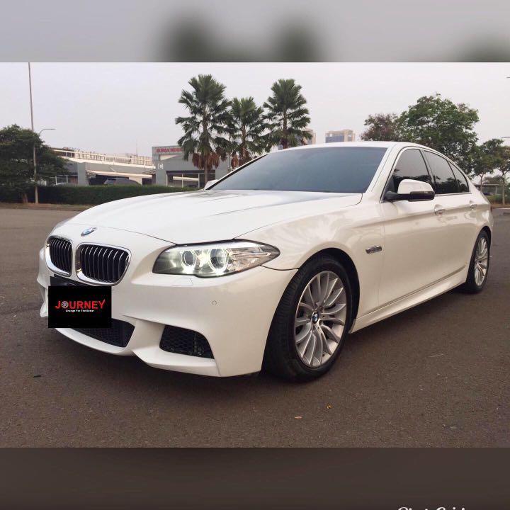BMW 528i 2014 F10