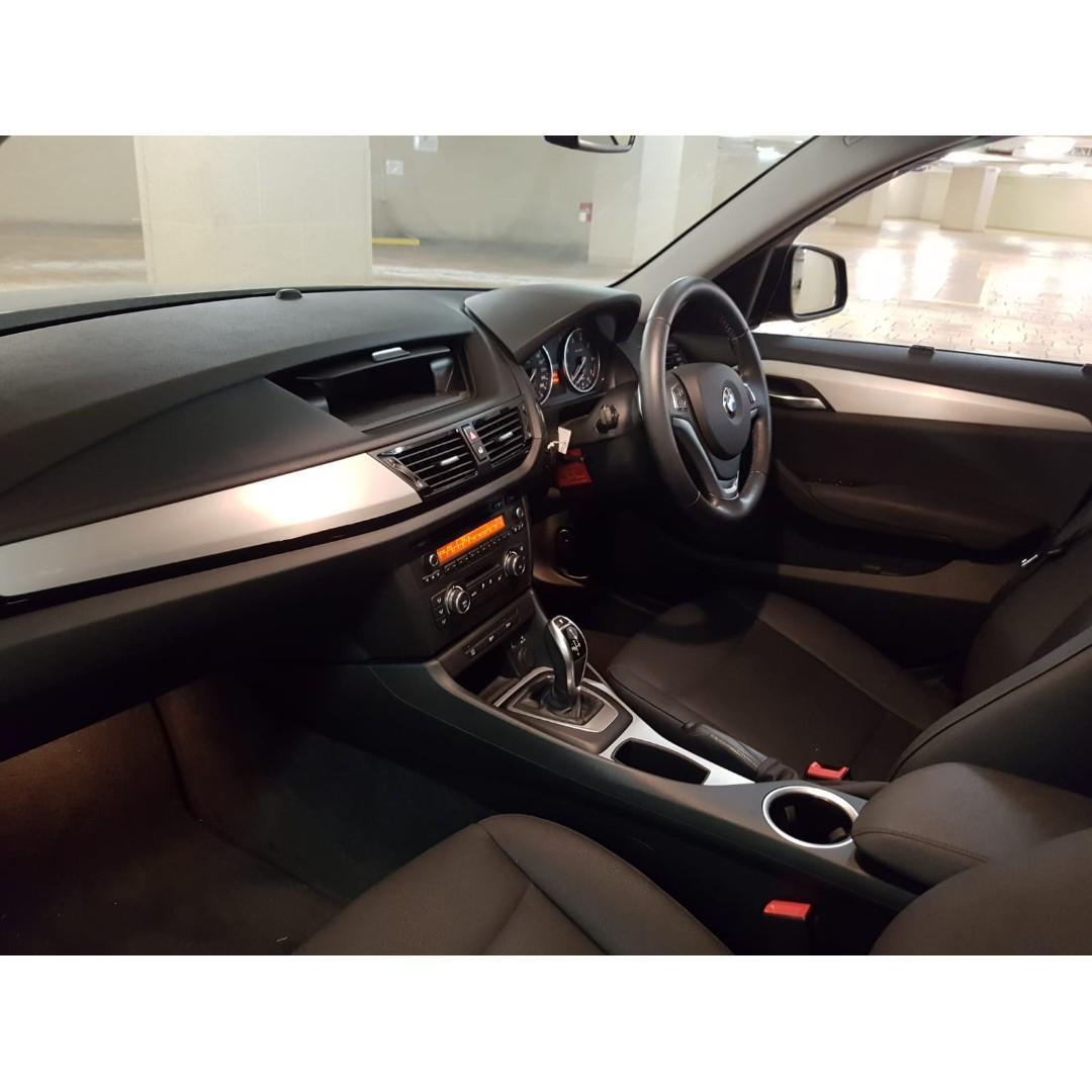 BMW X1 sDrive20iA