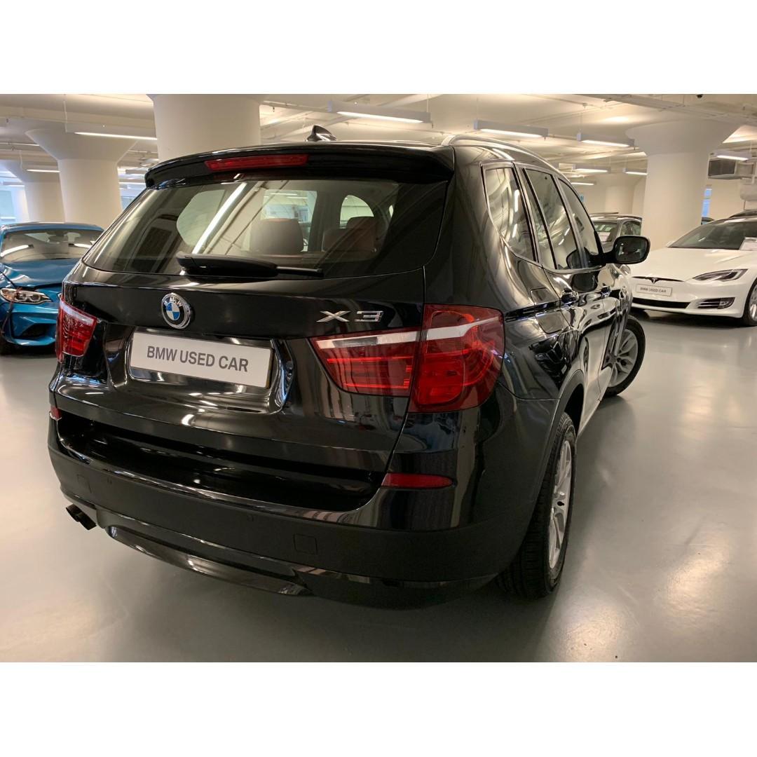 BMW X3 xDrive28iA 2012