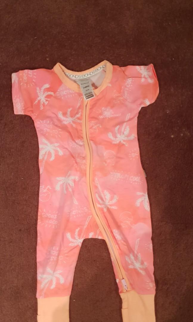 Bonds summer suit