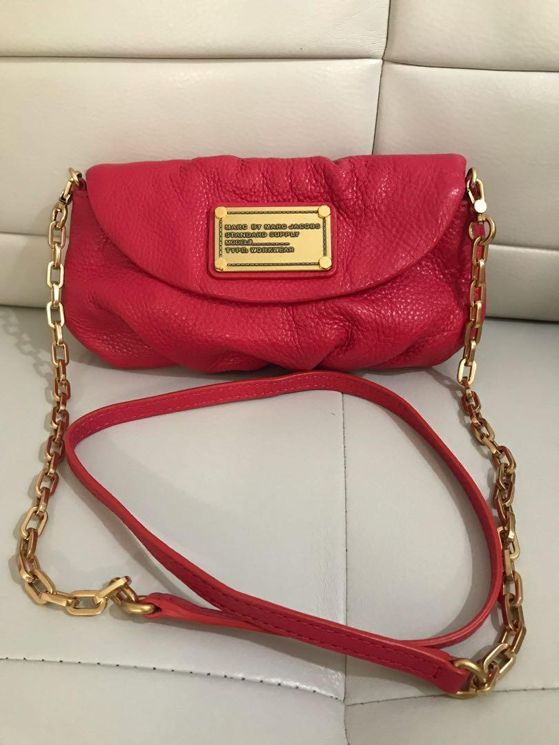 Brand New Authentic Marc By Marc Jacobs Crossbody Purse