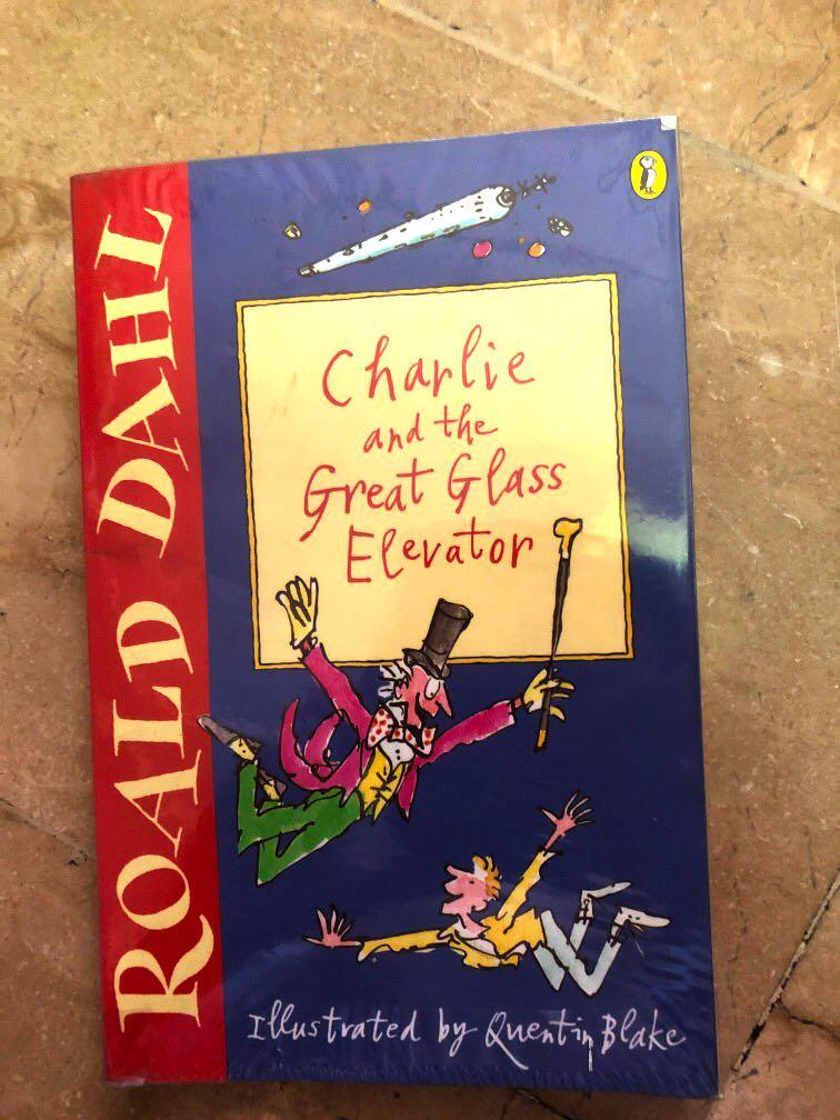 Charlie and the Chocolate Factory, Matilda & Charlie and the Great Glass Elevator