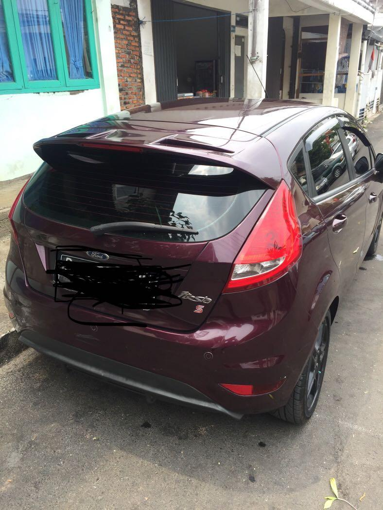 FORD FIESTA TYPE S 2011