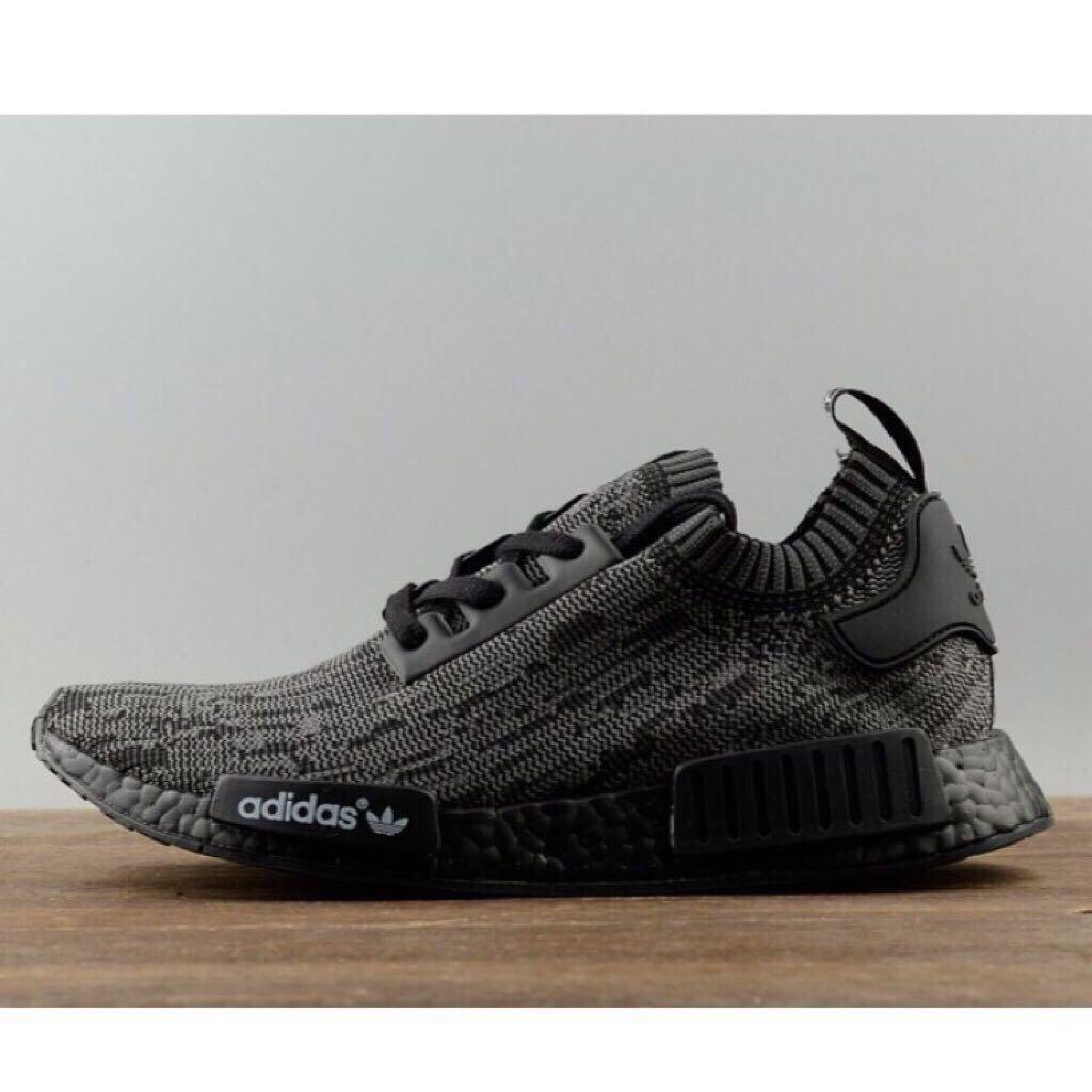 Uncaged Version Adidas NMD R1 on Carousell