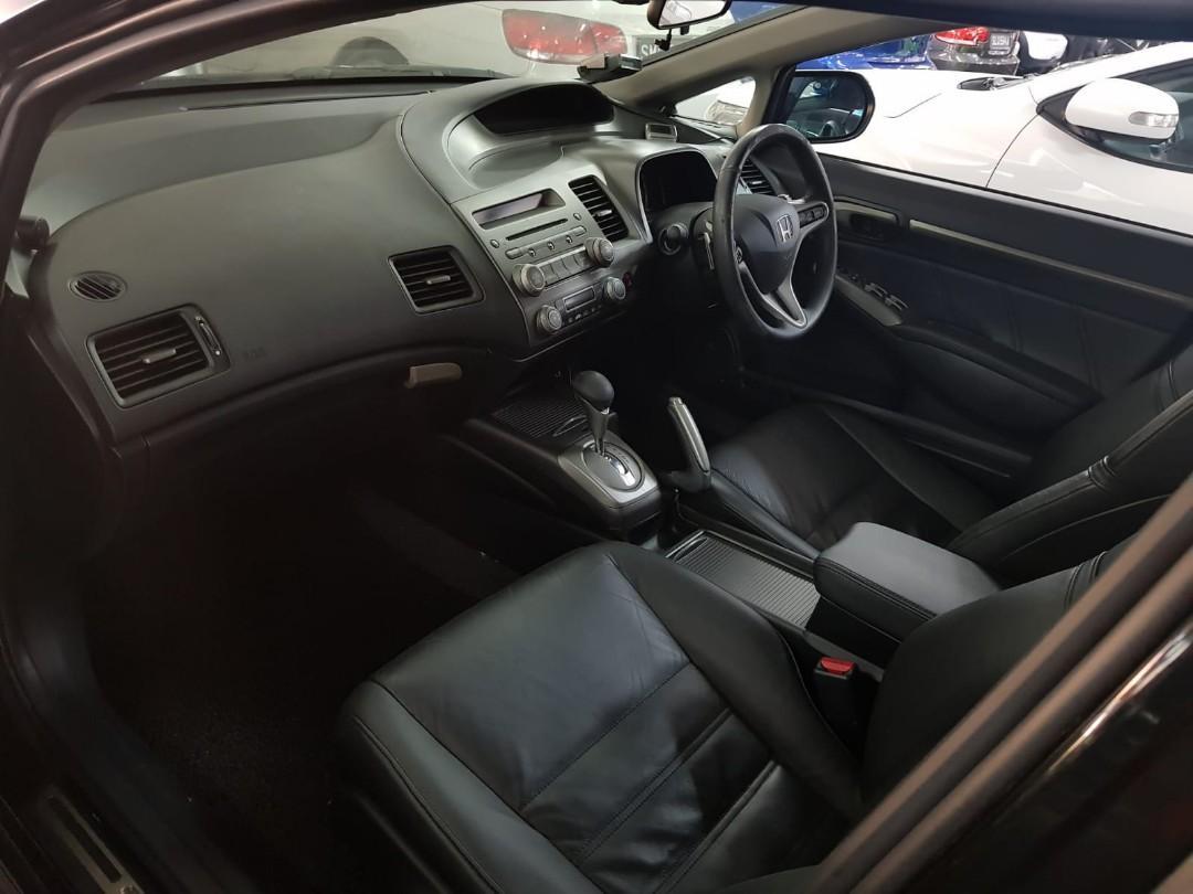 Honda Civic 2.0 SI (A)