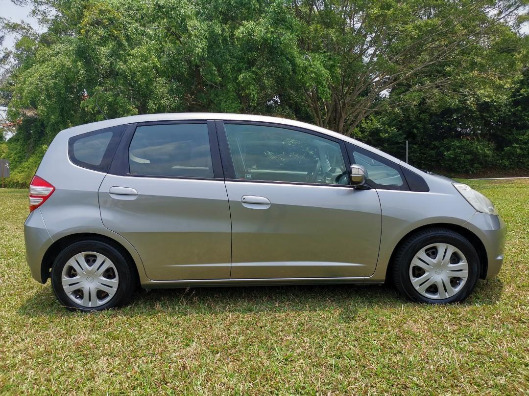 Honda Jazz 1.3 i-VTEC L (A)