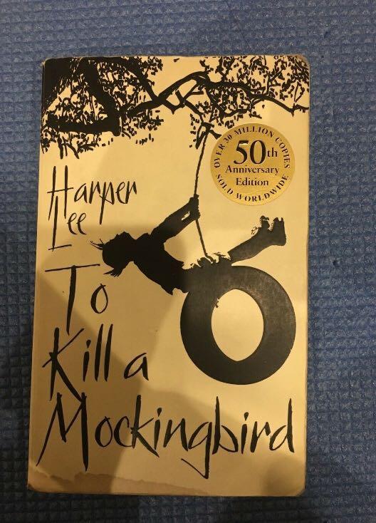 HOW TO KILL A MOCKINGBIRD 50TH ANNIVERSARY EDITION- HARPER LEE