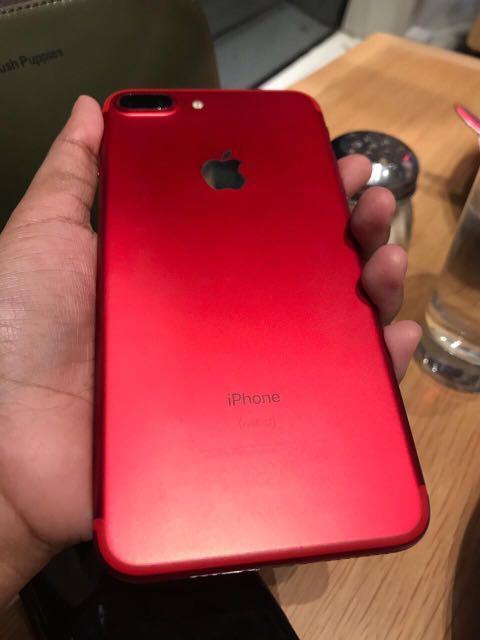 iphone 7+ 128 GB!apik mulus! like new