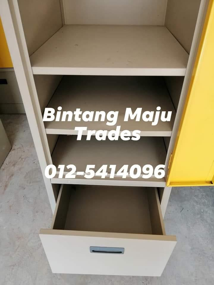 Limited stock. Locker besi heavy duty asrama