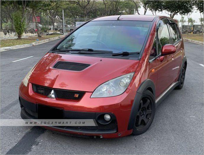 Mitsubishi Colt Version-R Turbo Auto