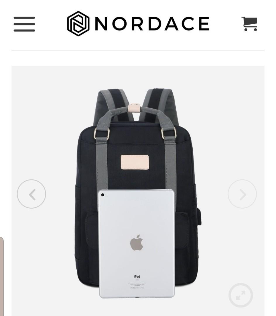 Nordace Eclat backpack (black)