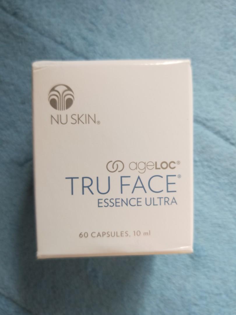Nu Skin ageloc tru face essence ultra 60caps