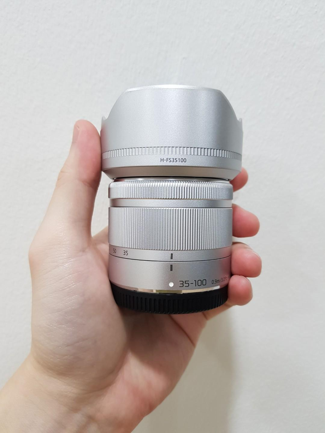 Panasonic 35-10mm f4