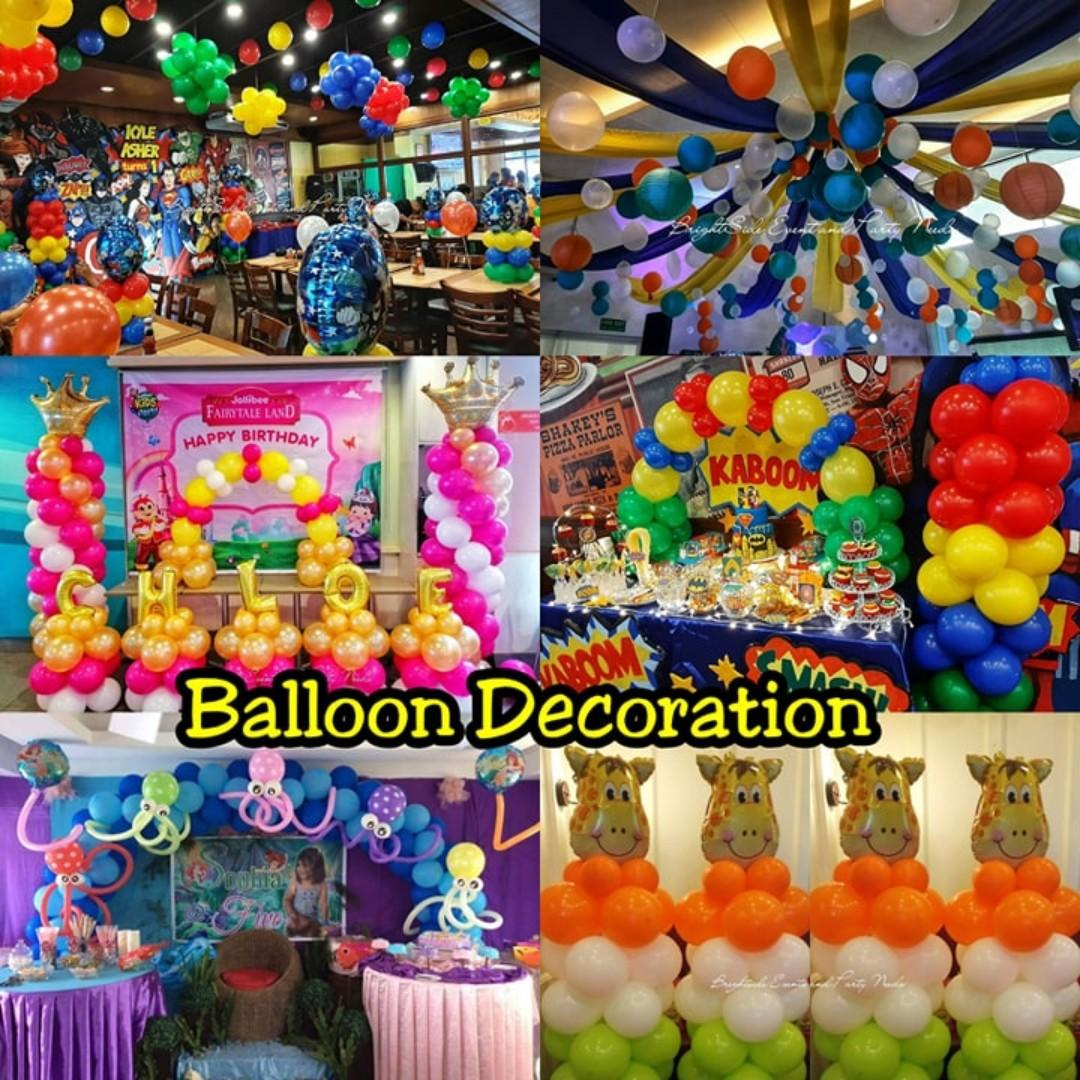 PARANAQUE Clown Bubble Show Magician Photo Booth Face Painting Balloon