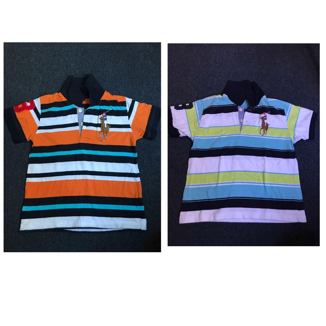 Ralph Lauren Polo shirt Kids