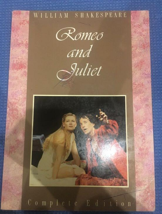 ROMEO AND JULIET - COMPLETE EDITION - WILLIAM SHAKESPEARE