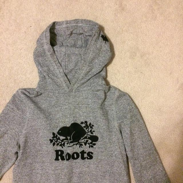 Roots Salt n Pepper Hoodie