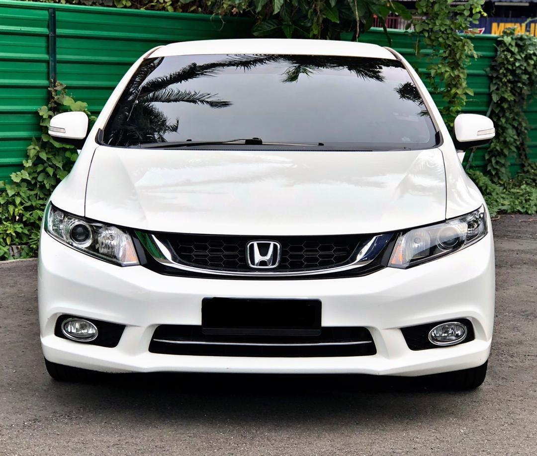 SEWA BELI>>HONDA CIVIC FB i-VTEC 2.0(A)  LAST BATCH FACELIFT FB 2016