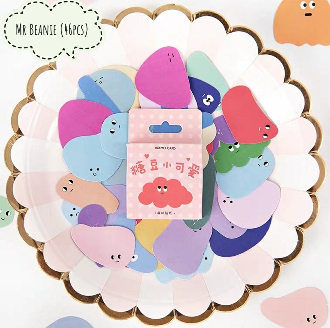 [S]Mr Beanie stickers