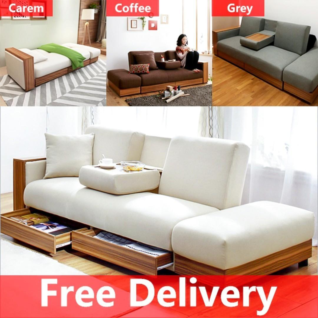 Sofabed Bed Sofa Type F Furniture