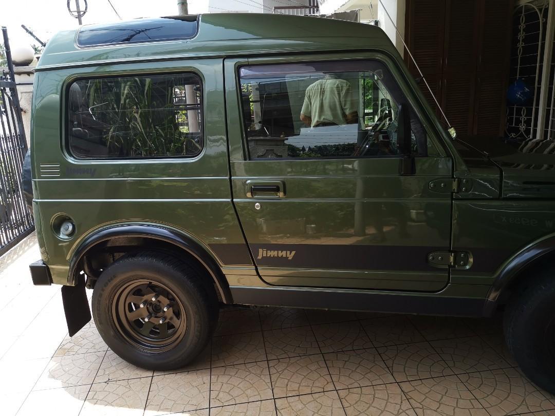 Suzuki jimny 1.3(M) 1985 High roof
