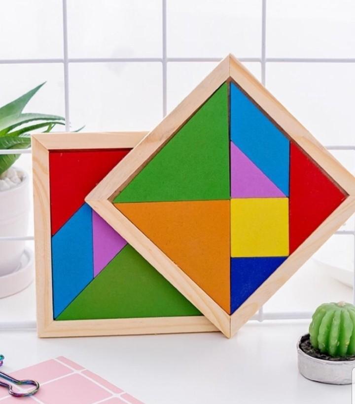 Tangram Puzzle - children good gift