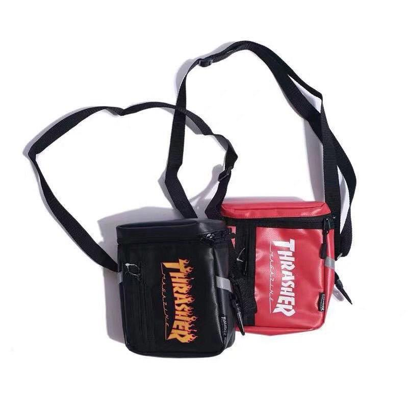 NEW 2019THRASHER SHOULDER BAG FOR MEN AND WOMEN