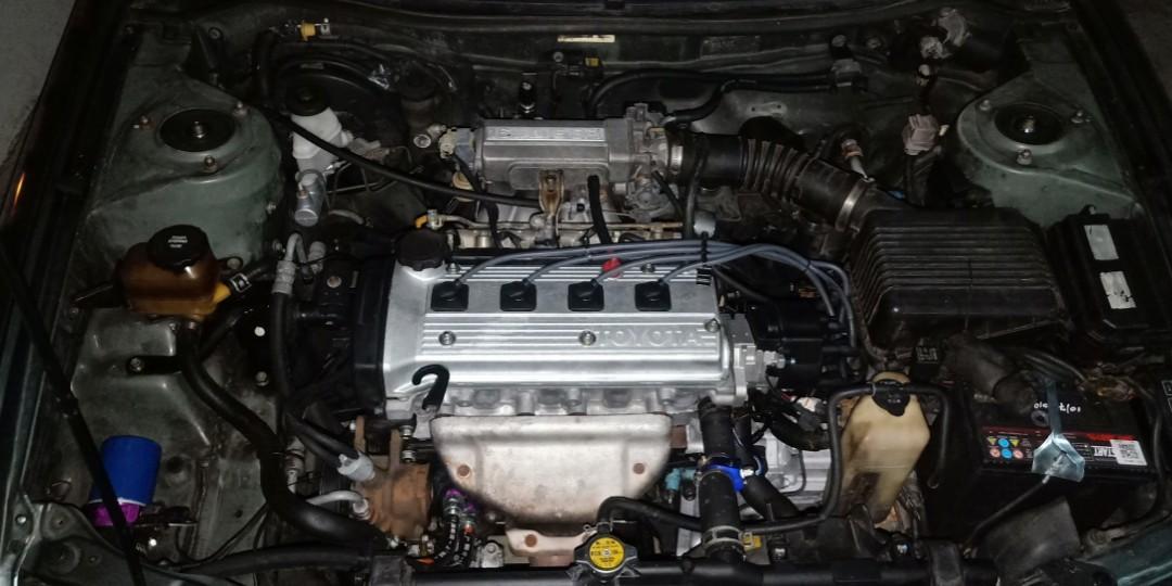 Toyota Corolla 1.5 XLi Manual