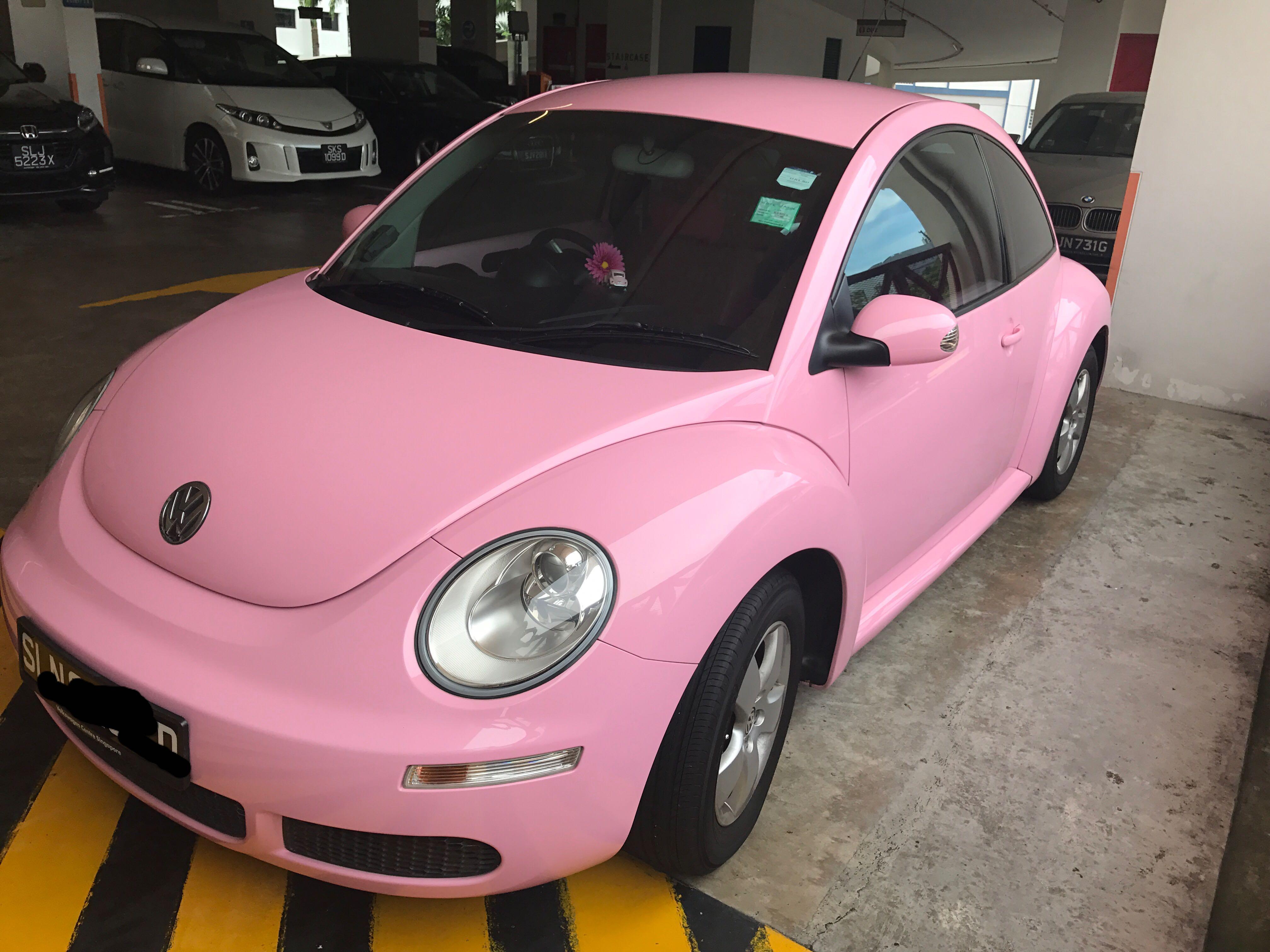 Volkswagen Beetle 1.6A Auto