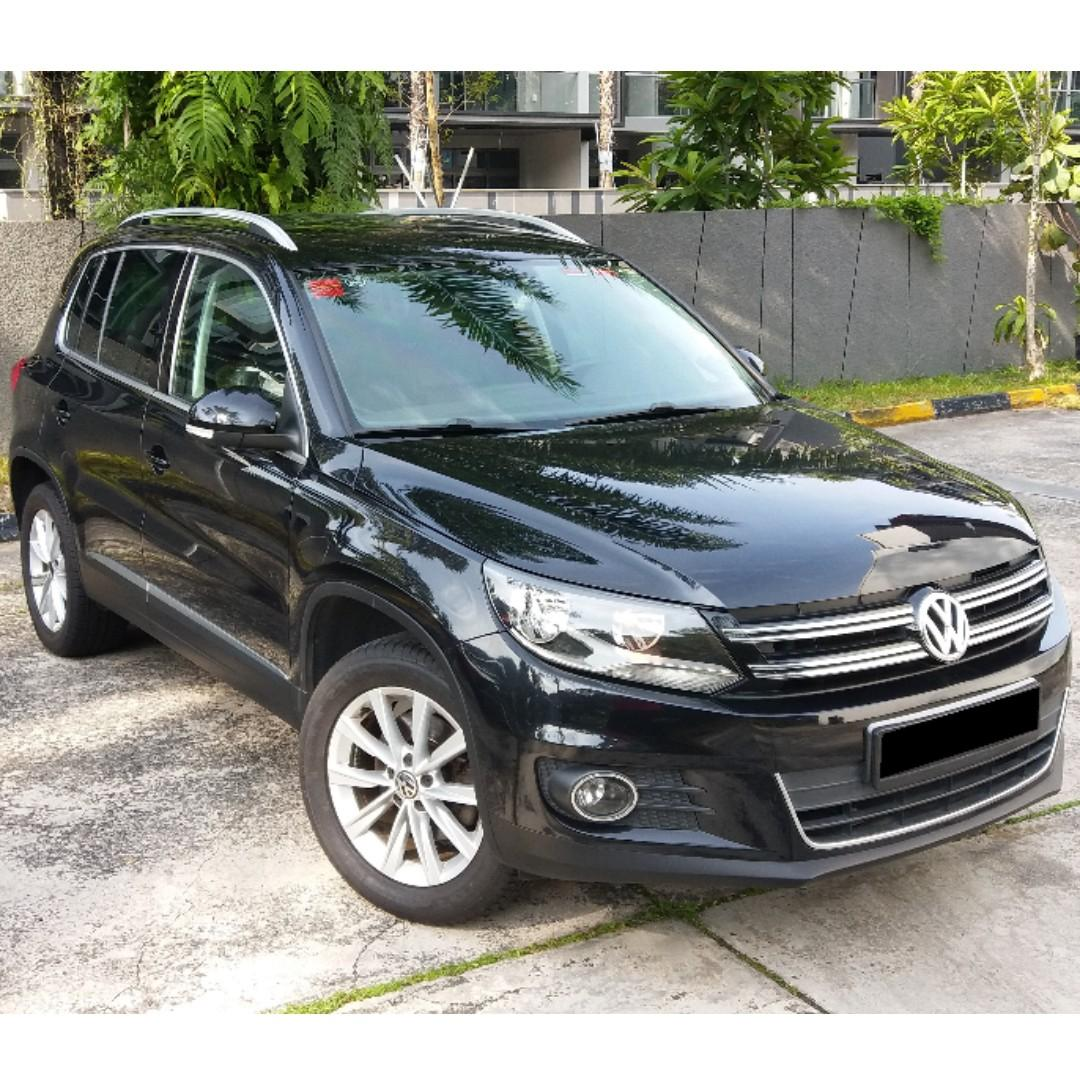 Vw Tiguan 2.0 (2012) Available for Long term